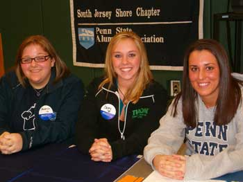South Jersey Shore - 2010 Penn State Accepted Student Program
